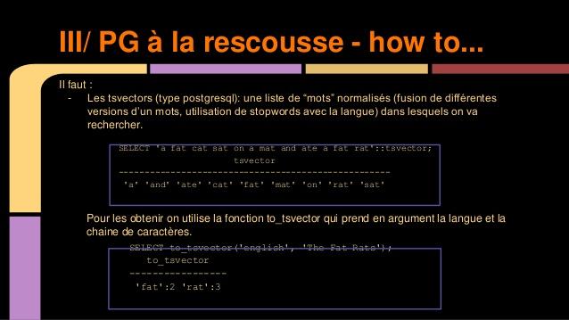 PG-Recherche